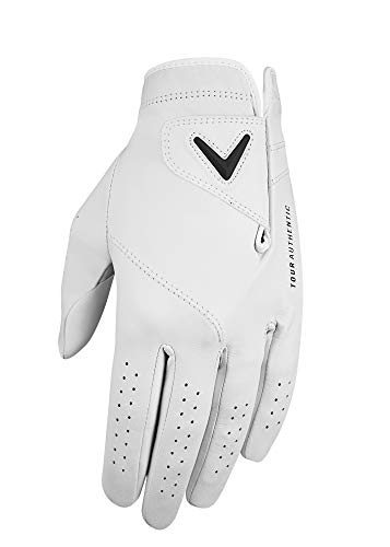 Callaway Golf 2020 Tour Authentic Glove (Left Hand, Men's Cadet,...