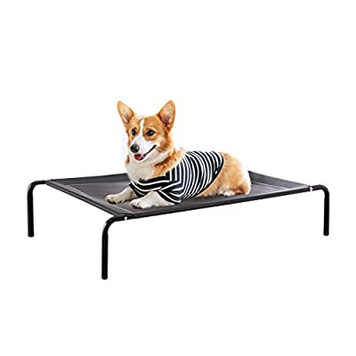 Elevated Dog Bed, Western Home Raised Dog Bed C...