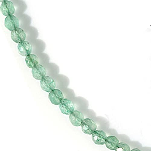 Vottle Pulseras facetadas hechas a mano cristalinas de piedra natural del grano para las mujeres simples