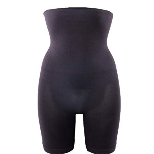 Hhckhxww GroßE Shaping Pants Damen HöSchen Mit Hoher Taille BauchhöSchen Einfarbige Korsett Boxer Leggings