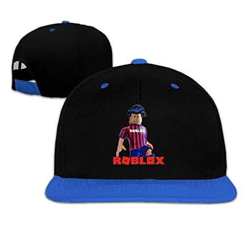 Roblox Youth Gorra de béisbol ajustable para niños y niñas