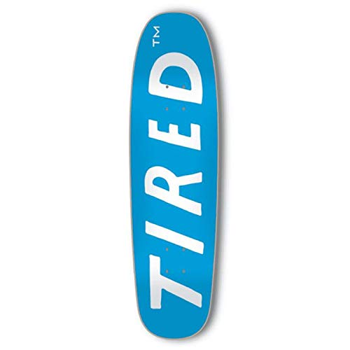 Tired Skateboard Uppercase Chuck 8.625