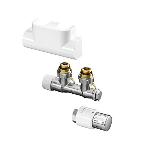 Oventrop 1184184 x Thermostat, Weiß, 1 Stück