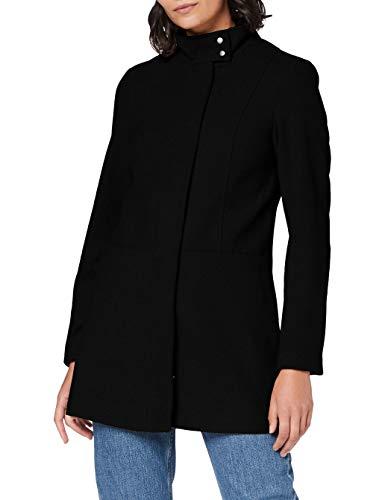 Only ONLCHRISA Life Wool Coat CC Otw Cappotto di Lana, Nero, M Donna
