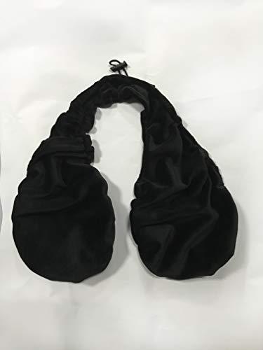 N / A Bequemer Tata Handtuch BH, Frauen Sexy Soft Sport Handtuch Boob Sweat Handtuch Geschirr BH, Sexy Soft Sport Handtuch, Handtuch Roben für Frauen (weiß, S)