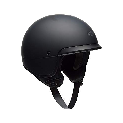Bell Scout Air Casco, Hombre, Black Matt, S