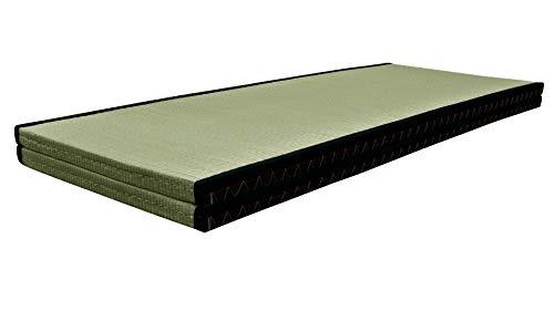 Futon On Line Pack de 2 Tatamis de 90x180x5,5 cm