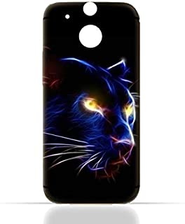 HTC ONE M8 TPU Silicone Case with Panther Eye