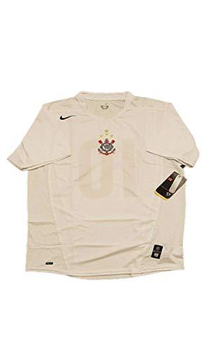 Nike S.C Corinthians (Brazil) Authentic Herren Football Shirt Trikot Fussball (Size L)