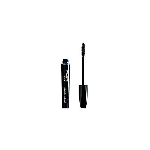 Aqua Smoky Lash Waterproof Extra Black Mascara - # (Black) - 7ml/0.23oz