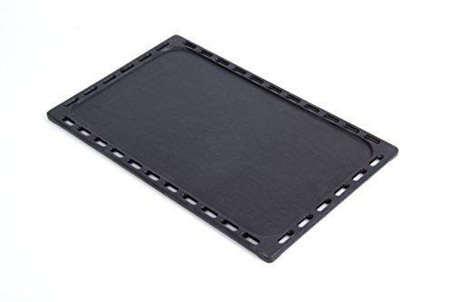 HENDI Gietijzeren bakplaat - GN 1/1-325x530 mm