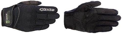 Alpinestars Handschuhe Obsidian Monster - Black/Green