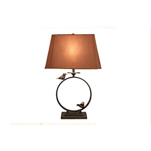 Lampes QY de Table Nouveau Chinois Tous Cuivre de Table Moderne Salon Chambre de Chevet Étude Zen Simple de Chevet
