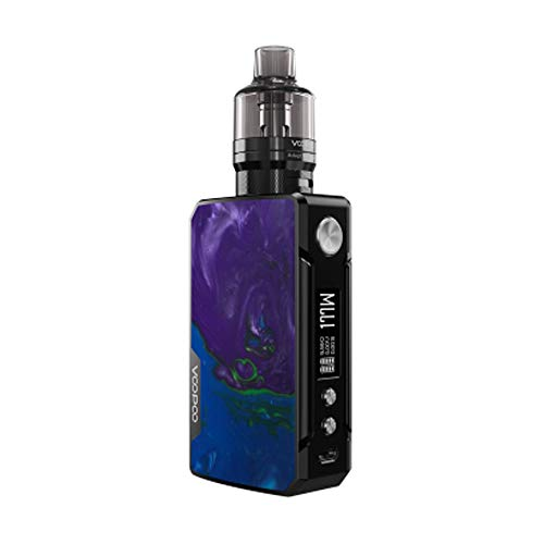 2pcs/Pack VOOPOO Drag 2 177W Box TC MOD with PNP Tank Electronic Cigarette...
