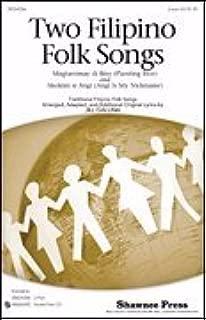Two Filipino Folk Songs - Magtanimay di Biro (Planting Rice) and Akokini si Angi (Angi is My Nickname) - Jill Gallina - StudioTrax CD - STUDIOTRX CD - Accompaniment CD