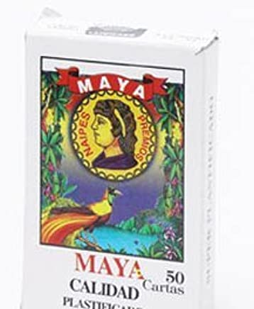 Amazon.com: Spanish Playing Cards Baraja Espanola 50 Cartas ...