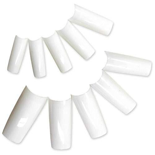 BOO3 - Manucure et Faux Ongles - SACHET 500 CAPSULES TIPS NATUREL