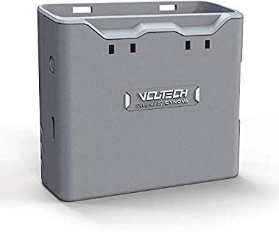 2021 VCUTECH Mini 2 Battery Charging Hub Compatible with DJI Mini 2, Mavic Mini Batteries, Battery Charger, Mini 2 Accessory, Two Way Changing Hub, Drone Accessory (Cable and Battery are Not Included)