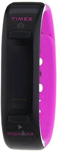 Timex Timex® Ironman® Activity Band - Reloj de Cuarzo, Correa de plástico Color Rosa