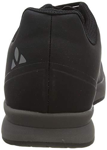 VAUDE Unisex-Erwachsene TVL Asfalt Tech DUALFLEX Sneaker, Black, 36 EU - 5
