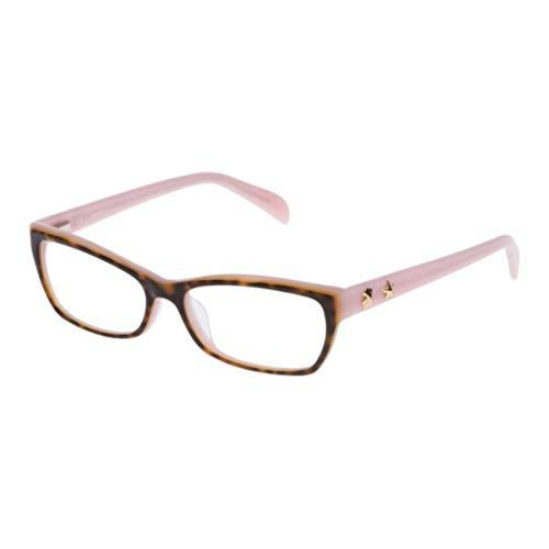 TOUS VTO8745401GQ Gafas, MARRON, 54/16/140 para Mujer