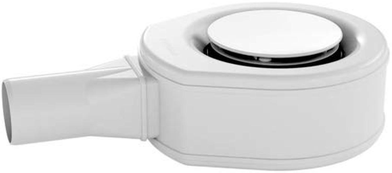 Kaldewei Professional KA 90 Ablaufgarnitur Standard mit vollemailliertem Ablaufdeckel wei 687740450001