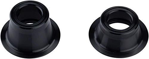 Zipp Roue De Secours De L'Essieu Avant Fin Cap Set 76 Centre De Verrouillage De Frein À Disque Axe Traversant 12X100 Service Et Pièce De Rechange Unisex-Adult, Noir, 12X100mm