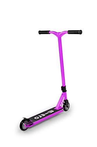 Micro Mx Ramp Stunt-Roller für Anfänger, Violett, 5-12 Jahre