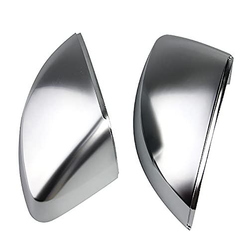 DJQNB Cubierta de Espejo retrovisor, Tapas para la página de la Puerta de la Puerta de la Cubierta de la Cubierta de Las Tapas de reemplazo para A3 / S3 / RS3 8V