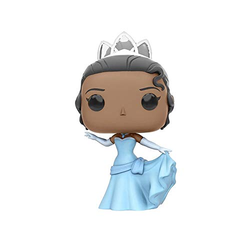 Funko POP!: Disney: Tiana y el sapo: Tiana