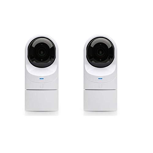Ubiquiti Networks 2 Pack UniFi UVC-G3-FLEX HD Indoor/Outdoor IP Camera