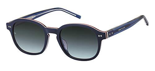 Tommy Hilfiger Gafas de Sol TH 1850/G/S Blue/Blue Shaded 54/21/150 hombre