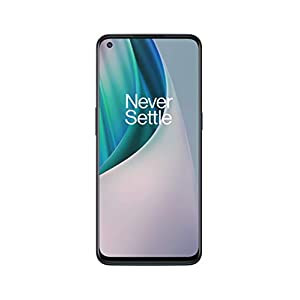 OnePlus Nord N10 5G Unlocked Smartphone, Midnight Ice, 90Hz Refresh Rate, 6GB RAM + 128GB storage, US Version, Model…