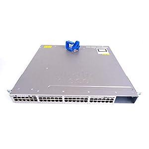 Cisco Catalyst 3850-48F-S – switch – 48 ports – managed – desktop, rack-mountable [WS-C3850-48F-S] –