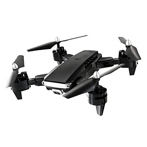 JANEFLY Drone GPS FPV Plegable con cámara 4K para Principiantes, cuadricóptero RC con Retorno automático a casa, Modo sin Cabeza, retención de altitud