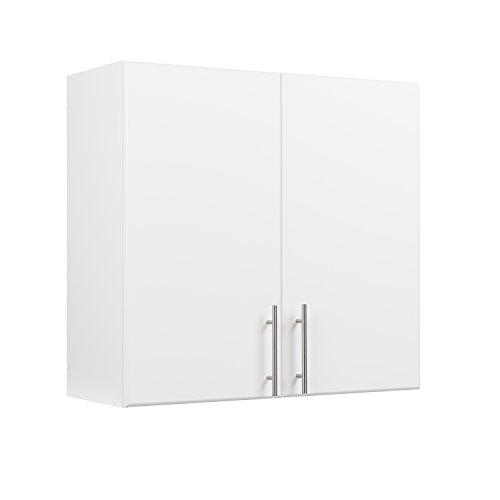 "Prepac Elite 16"" Narrow Cabinet in White"