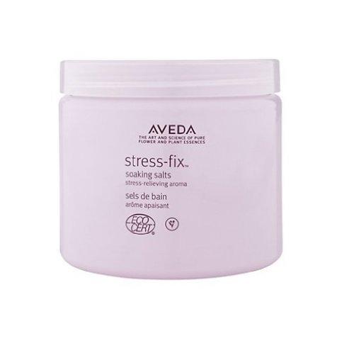 Aveda Stress Fix Soaking Salts Stress Relieving Aroma 16 oz by Aveda (English Manual)