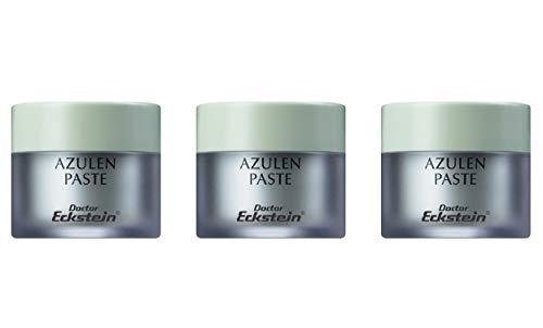 Doctor Eckstein BioKosmetik Azulen Paste 15 ml gegen unreine Haut (3 Stück)