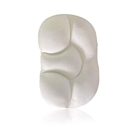 BANGSUN 1 almohada de dormir todo redondo nubes de enfermería dormir espuma viscoelástica masaje cervical