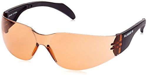 Swiss Eye Sportbrille Outbreak, Black/Orange, One Size, 14005
