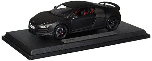 Audi R8 GT3, matt-schwarz , Modellauto, Fertigmodell, Maisto 1:18