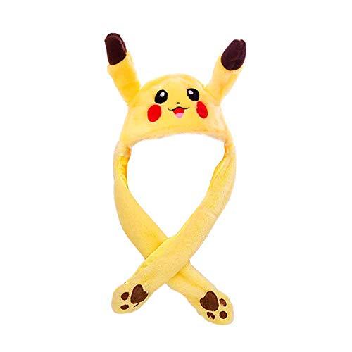 Pikachu Moving Ears Hat
