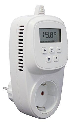 INROT verwarmingssysteem 70087 INROOT stekker thermostaat, programmeerbaar