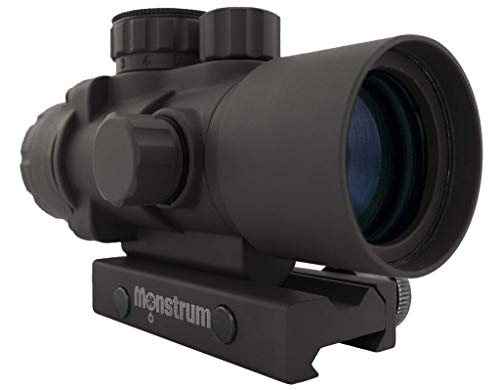 Monstrum S330P 3x Survival Rifle Prism Scope Review