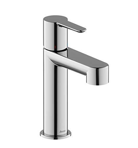 RAVAK 014.00 PURI - Maniquí de lavado para una sola mano, sin desagüe de 190 mm