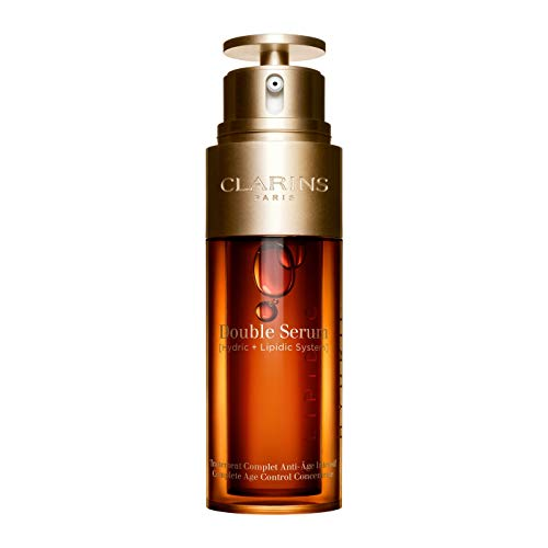 Double Serum Complete Age Control Concentrate, With Turmeric 1.6 Fluid Ounce (Luxury Size)