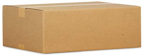 Pressel Versandkarton, Wellpappe, 1wellig, C, innen: 350 x 300 x 150 mm, braun, FEFCO: 0201 (25 Stück)