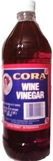 Cora Red Wine Vinegar - 32 oz