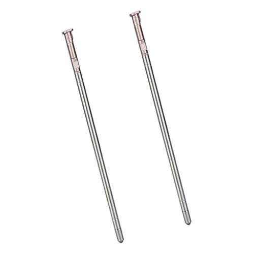 KESOTO 2pcs Thin Touch Screen Stylus Pen Tip Capacitive Stylus Touch Screens Devices for LG Stylo 4 / Q Stylus Q710 Q710MS L713DL