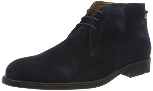 LLOYD Herren PATRIOT Desert Boots, Blau (Pilot 8), 45 EU